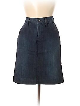 James Jeans Denim Skirt 29 Waist
