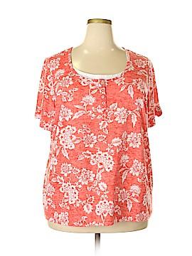 Erika Short Sleeve T-Shirt Size 2X (Plus)