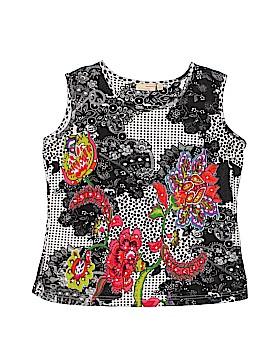 Choices Sleeveless T-Shirt Size S