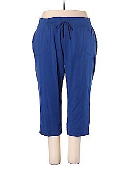 Danskin Now Sweatpants Size 3X (Plus)
