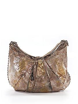 Diane von Furstenberg Leather Hobo One Size