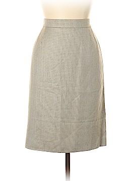 Escada by Margaretha Ley Silk Skirt Size 44 (EU)