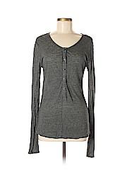 Frame Shirt London Los Angeles Long Sleeve Henley
