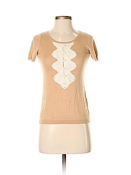 Rebecca Taylor Silk Pullover Sweater Size XS