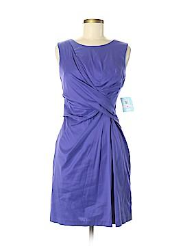 Suzi Chin for Maggy Boutique Cocktail Dress Size 6 (Petite)