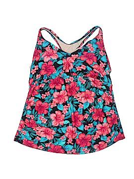 Ava & Viv Swimsuit Top Size 20W (Plus)