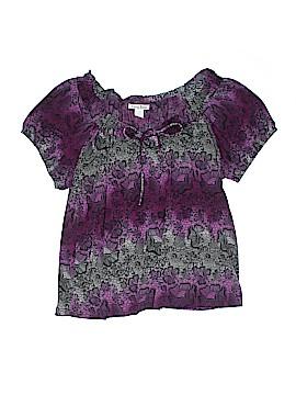 Carol Rose Short Sleeve Top Size 3X (Plus)