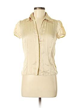 Libertine for Target Short Sleeve Silk Top Size M