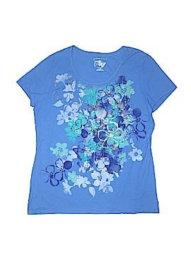 JMS Collection Short Sleeve T-Shirt Size 1X (Plus)