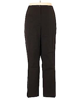 Draper's & Damon's Casual Pants Size 24 (Plus)