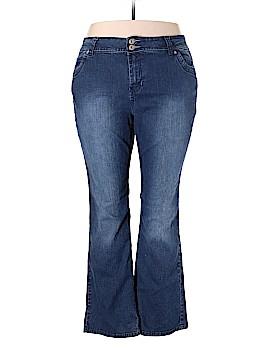 Roz & Ali Jeans Size 20 (Plus)