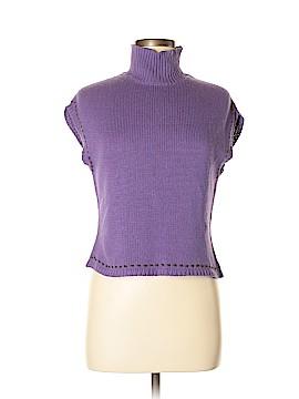 Carlisle Silk Pullover Sweater Size M