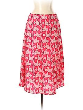 Gap Silk Skirt Size S