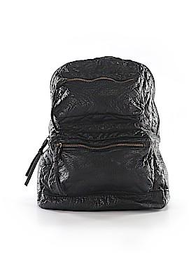 Black Poppy Backpack One Size