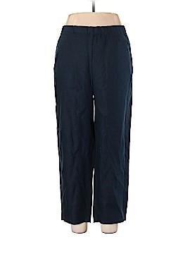 J.jill Linen Pants Size L (Tall)