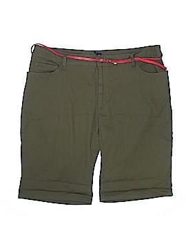 Faded Glory Shorts Size 24 (Plus)