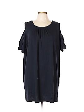 Roaman's Casual Dress Size 18 (L) (Plus)