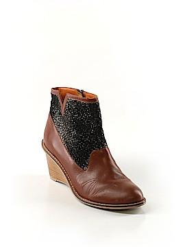 Schuler & Sons Philadelphia Ankle Boots Size 9 1/2