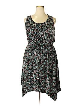 American Rag Casual Dress Size 1X (Plus)
