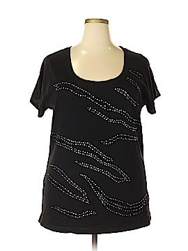 L.O.L Vintage Short Sleeve Top Size 2X (Plus)