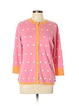 Boston Proper Silk Cardigan Size L