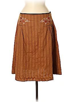 St. John Sport Denim Skirt Size 6