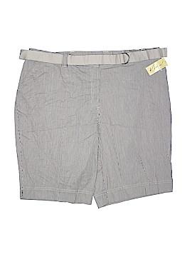 Kim Rogers Khaki Shorts Size 22 (Plus)