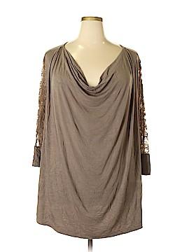 LYS 3/4 Sleeve Top Size 3X (Plus)
