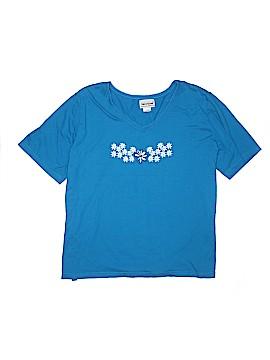 Anthony Richards Short Sleeve T-Shirt Size 1X (Plus)