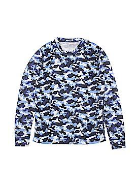 Hanes Long Sleeve T-Shirt Size 10 - 12