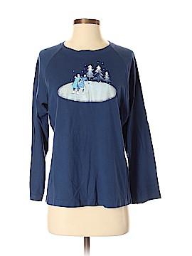 Charter Club Long Sleeve T-Shirt Size S