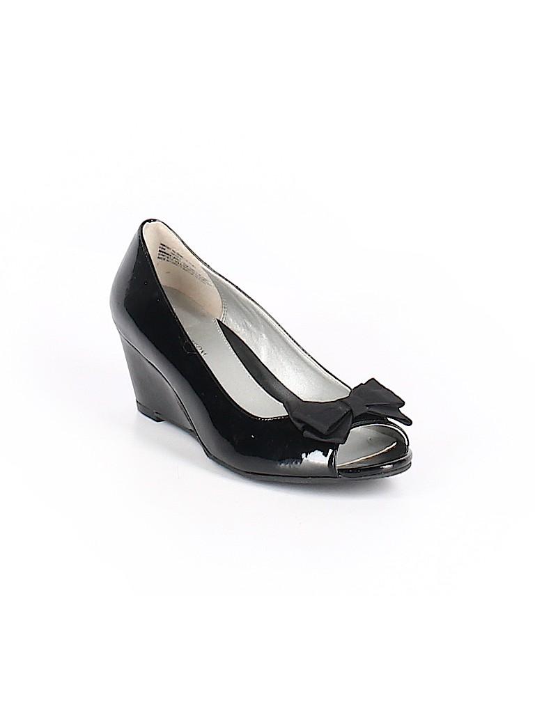 7d208c92e25 Nordstrom Solid Black Dress Shoes Size 2 1 2 - 64% off
