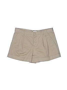 Miu Miu Khaki Shorts Size 38 (EU)