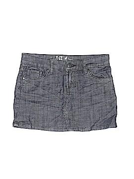 !It Jeans Denim Skirt Size 10
