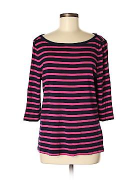 Gap Outlet 3/4 Sleeve T-Shirt Size XL