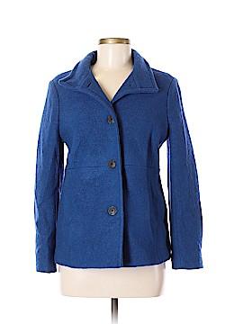 Lands' End Wool Coat Size 6 (Petite)