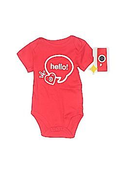 Target Short Sleeve Onesie Size 3-6 mo
