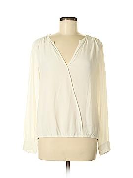 Trouve Long Sleeve Blouse Size S