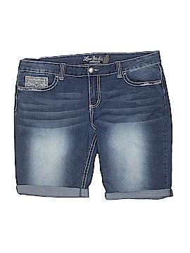 Love Indigo Denim Shorts Size 20 (Plus)