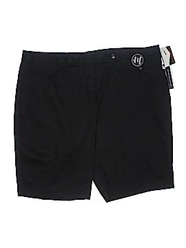 Counterparts Khaki Shorts Size 24W (Plus)