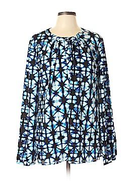Tommy Hilfiger Long Sleeve Blouse Size XL