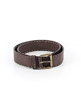 AK Anne Klein Leather Belt Size M