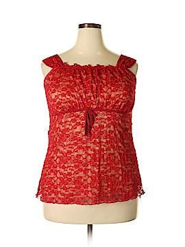 Venezia Sleeveless Blouse Size 18 Plus (3) (Plus)