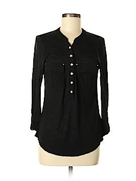 White House Black Market 3/4 Sleeve Henley Size M