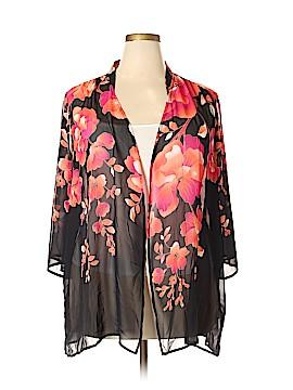 Susan Graver Kimono Size 2X (Plus)