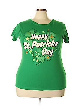 Walmart Short Sleeve T-Shirt Size 3X (Plus)