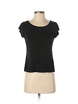 Eileen Fisher Short Sleeve Silk Top Size S (Petite)