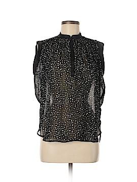 Rebecca Taylor Short Sleeve Blouse Size 2