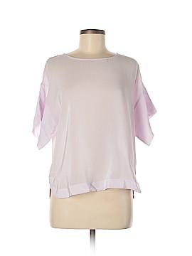 Saturday Sunday 3/4 Sleeve Silk Top Size XS