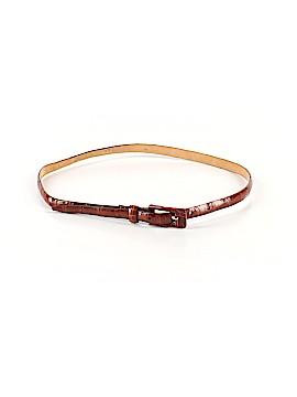 WCM New York Leather Belt Size M